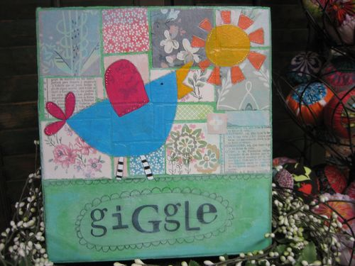 Giggle by tammy gilley