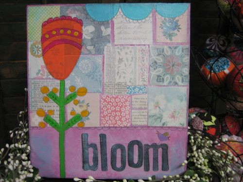 Bloom by tammy gilley